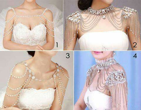 So beautiful for wedding dress
