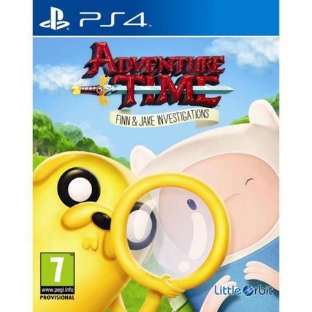 Adventure Time: Finn and Jake Investigations Игра для PS4  — 2209 руб. —  Adventure Time: Finn and Jake Investigations-совершенно новый концепт 3D-экшена в приключенческой игре классического типа. Финн и Джейк решают продолжить дело родителей Финна -профессиональных следователей. Очутившись в загадочной Стране Ууу, полной таинственных исчезновений и событий, игроки должны будут решать трудные головоломки, сражаться со злодеями и допрашивать жителей. Кроме того, игроков ждут как старые, так и…