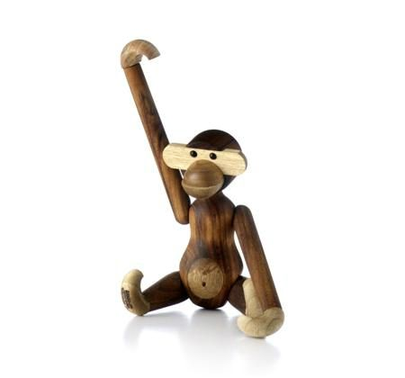 Liten ape, teak/limba - Kay Bojesen | Norway Designs