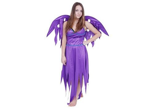 Adult Dark Fairy  Includes: Dress & wings