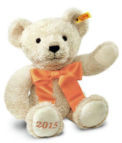 Steiff Cosy Year Bear 2015 (Boxed) | Babyblooms
