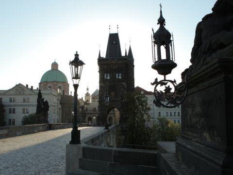 Que hermosa es Praga! Que ciudad!