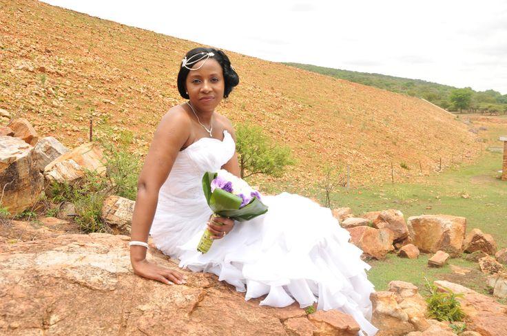 Lovely bride..