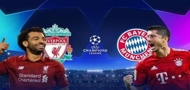 Liverpool X Bayern De Munique Ao Vivo Online Liga Dos Campeoes