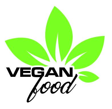 #grafichenuovatipografia #grafiche #nuova #tipografia #loghi #logo #design #graphic #new #typography #color #colors #green #black #verde #nero #vegan #food #Concept
