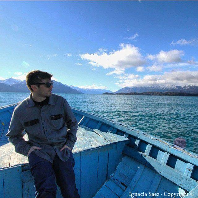 Photo: Ignacia Saez - Copyright © Who said it's always cold and raining in Patagonia?