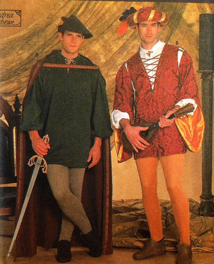 105 Best Images About Renaissance Sewing Patterns On Pinterest: 25+ Best Ideas About Men's Renaissance Costume On