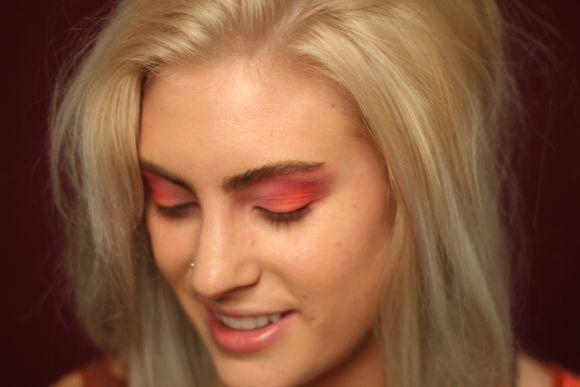 Makeup Tutorial: Ombre Eyes