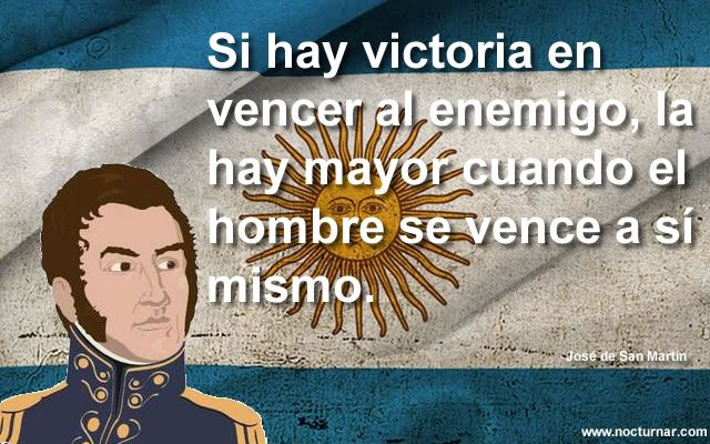frases del general jose de san martin - Google Search