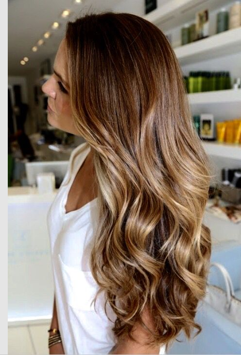 balayage miel sur cheveux chatain blond. Black Bedroom Furniture Sets. Home Design Ideas