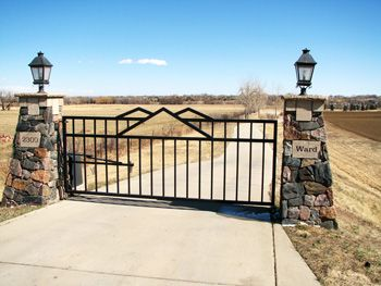 driveway gates | of automatic gate systems gate operators openers custom gate ...