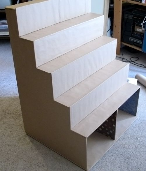 great and light weight for creating height...I would like this in balsa or a similiar wood