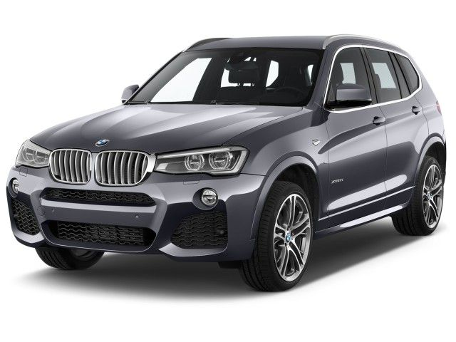 2016 BMW X3 Review, Ratings, Specs, Prices, and Photos - The Car Connection