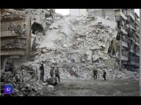 Watch Russia halts Aleppo strikes ahead of brief truce ABCD World News