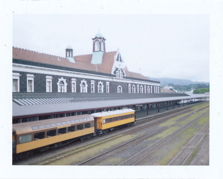 Dunedin Train Station: New Zealand