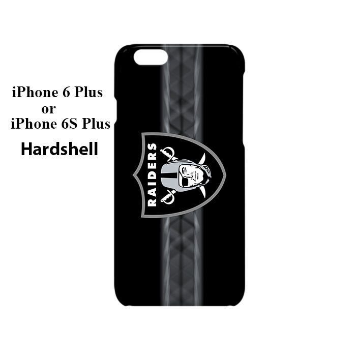 Oakland Raiders Custom iPhone 6/6s Plus Case