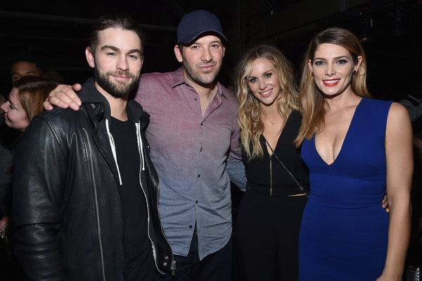Chace Crawford Photos: DirecTV Super Saturday Night Co-Hosted by Mark Cuban's AXS TV - Party