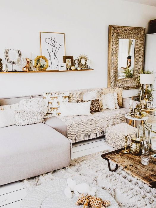 Descubra Como Usar Manta No Sofa Glamour Living Room Living