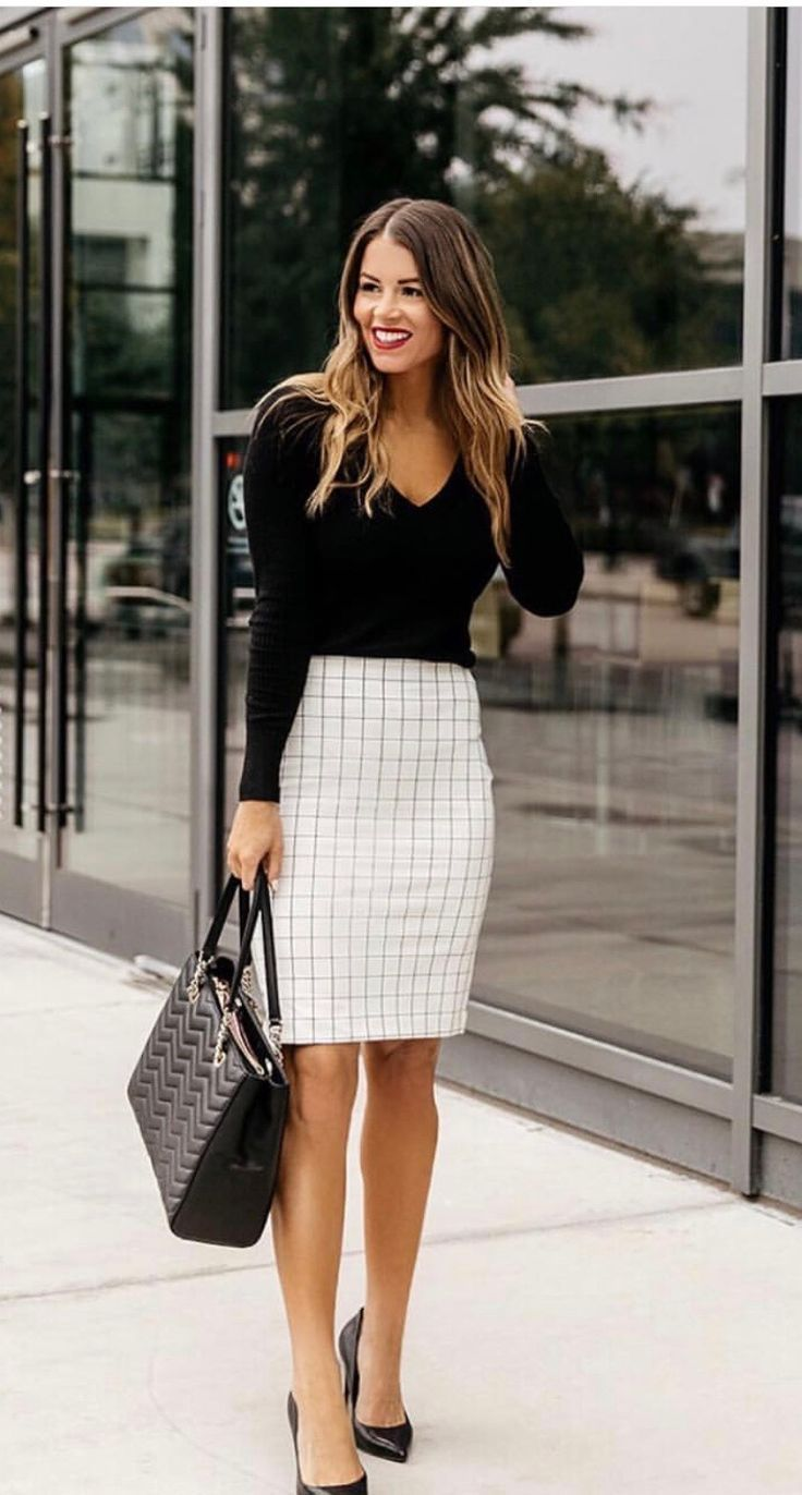 7 Cute Work Outfits For The Office  Work outfits women