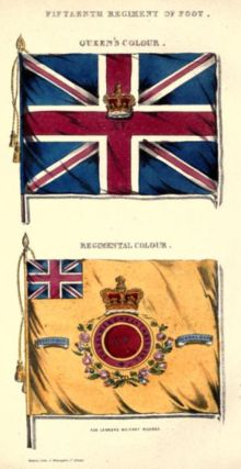 East Yorkshire Regiment - Wikipedia, the free encyclopedia
