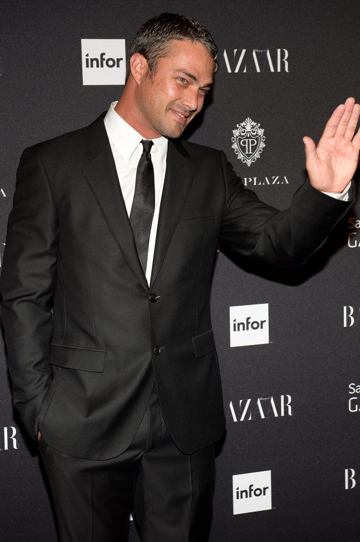 Pin for Later: Taylor Kinney Is Going to Make One Superhot Husband