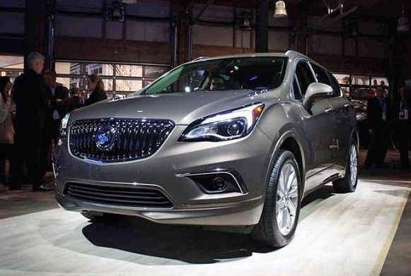 2020 Buick Encore Introduced At Auto Show