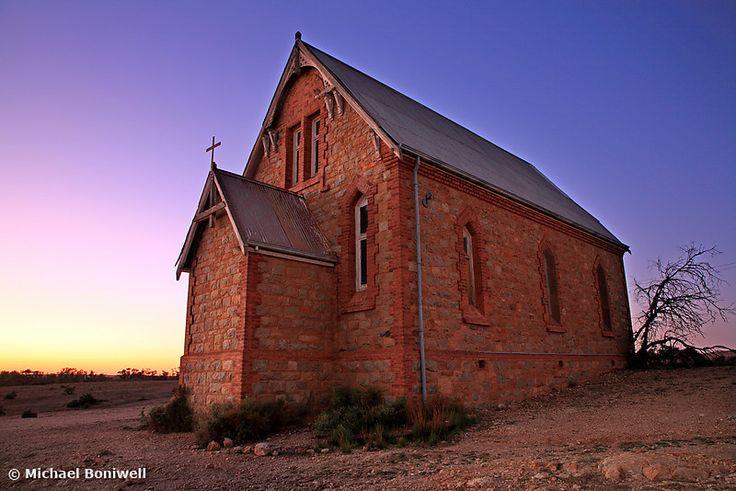 St Carthage Catholic Church, Silverton, New South Wales