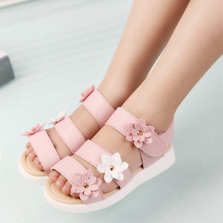 Summer Style Flat Sandals | Price: $10.30 | #babies #pregnancy #kids #mommy #child #love #momlife #babygirl #babyboy #babycute #pregnant #motherhood #photography #photoshoot