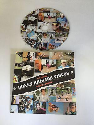 Bones Brigade DVD Preview Video Future Primitive Animal Chin Public Skate Video