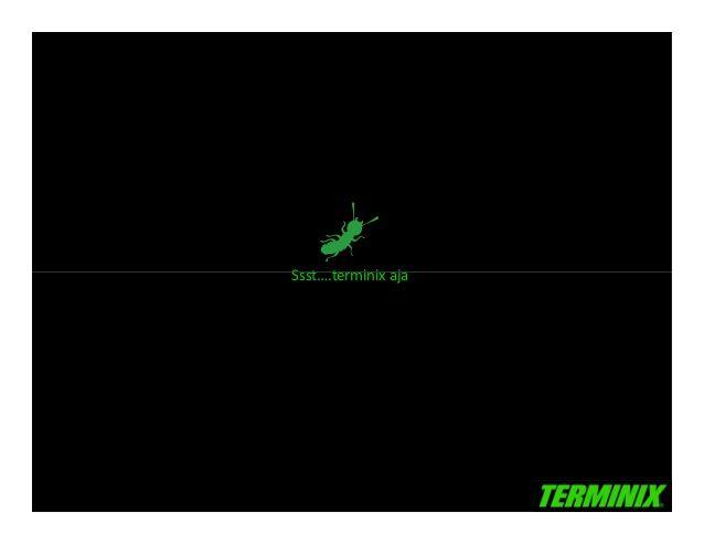 Hama urban... sst..terminix aja #pestcontrol by Terminix Indonesia via slideshare