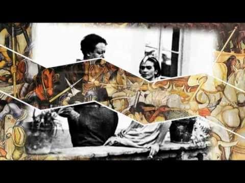Diego Rivera (1886-1957) Pintor mexicano, nacido en Guanajuato y fallecido en la ciudad de México. Con Orozco y Alfaro Siqueiros, constituye la gran tríada m...