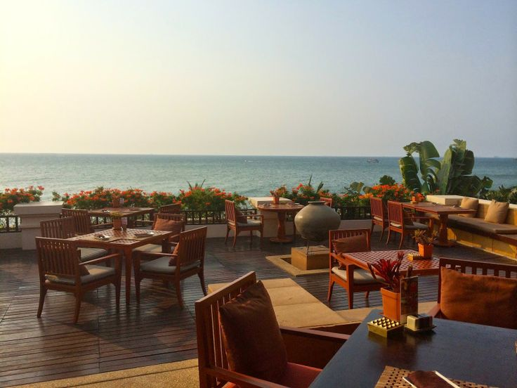 Infiniti Restaurant at Sheraton Pattaya Resorts