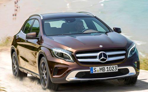 Todos los precios del Mercedes-Benz GLA | QuintaMarcha.com