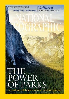 National Geographic Magazine Subscription!!!