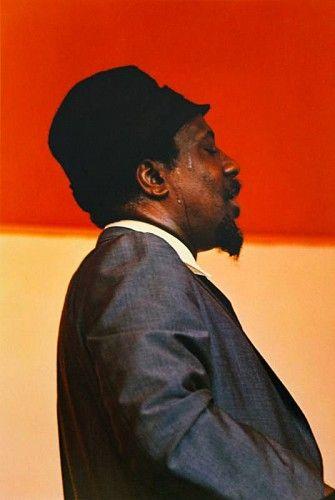 Jim Marshall,:Thelonius Monk, Monterey Jazz Festival 1963
