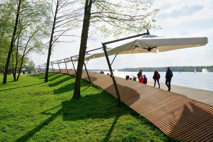 Gallery - Paprocany Lake Shore Redevelopment / RS+ - 3