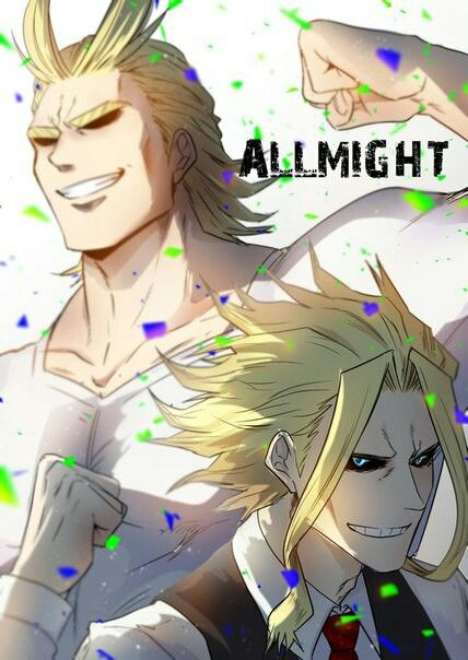 All Might    Boku no Hero Academia