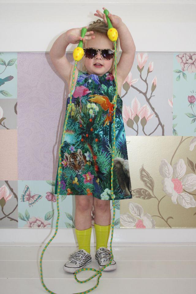 Pleum in H&M #kidsclothes #swagkids #neon #kidsfashion #cute #kids #kindermodeblog