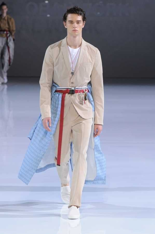 Male Fashion Trends: Global Works Spring-Summer 2018 - Tokyo Fashion Week