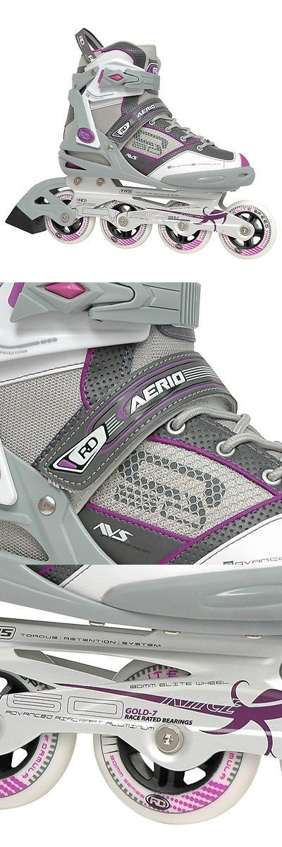 Women 16259: Roller Derby Aerio Q-60 Womens Inline Skates - I359 -> BUY IT NOW ONLY: $79.99 on eBay!