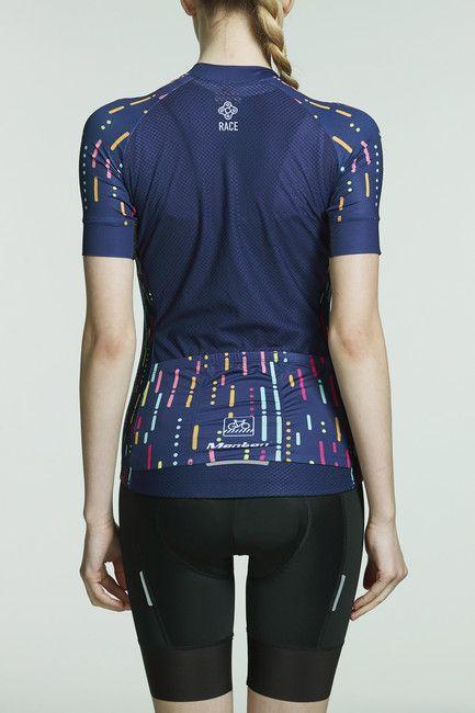 Passo Lanes RACE dámsky cyklistický dres