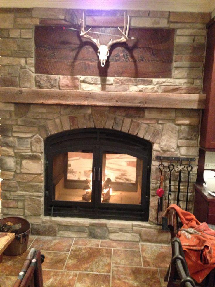 Best 25 Wood burning fireplace inserts ideas on Pinterest  Wood burning fireplaces Fireplace