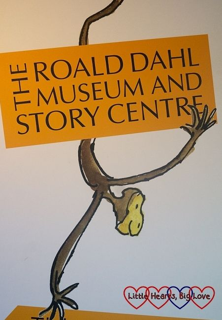 The Roald Dahl Museum and a Treasure Trail - Little Hearts, Big Love