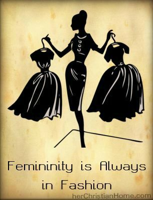 For A Southern Belle, Femininity Is Always In Fashion!