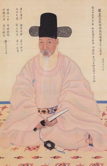 Portrait, Korea, Joseon dynasty, ???