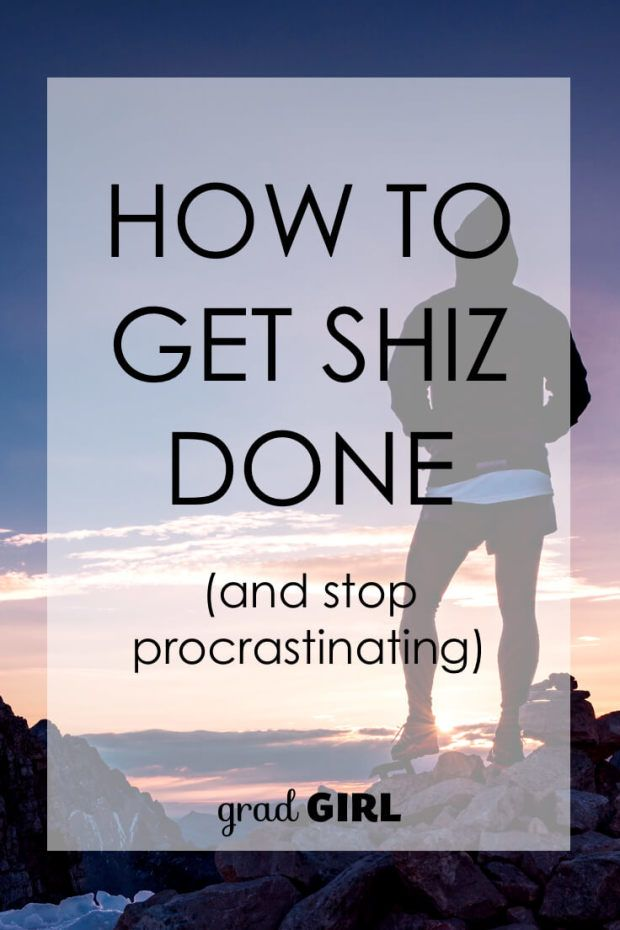 You can't figure out how to stop procrastinating--I got you covered. Check out these little tricks to be a productivity MACHINE.