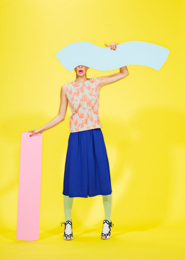 Pop Rocks, with Erin D. Garcia by Julia Galdo, via Behance | FOAM magazine