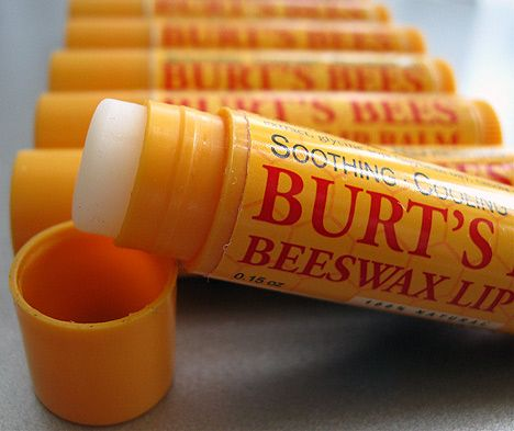 Burts Bees Chapstick. I dont think anyone could ever catch me without this stuff at least an arms length away from me. This is what I call a true NECESSITY.