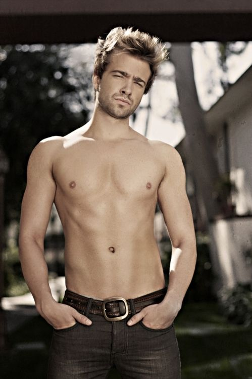 shirtless man with hand in pockets free commercial use pictures male