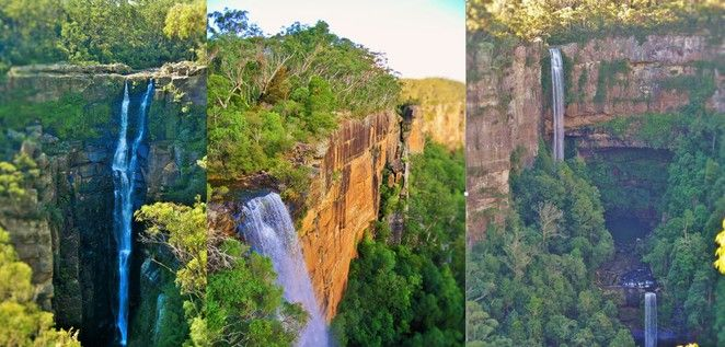 Sydney WeekendNotes - Waterfalls of the Southern Highlands - Sydney